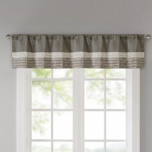 Curtain Striped Valances Kitchen Curtains You Ll Love In 2021 Wayfair