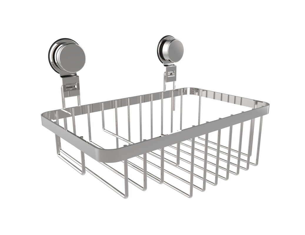 Superior Wall Mounted Shower Caddy