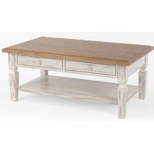 Kailyn Coffee Table with Storage