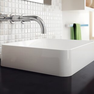 Jacuzzi® Sordino Stone Rectangular Vessel Bathroom Sink