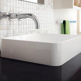 Jacuzzi® Sordino Stone Rectangular Vessel Bathroom Sink