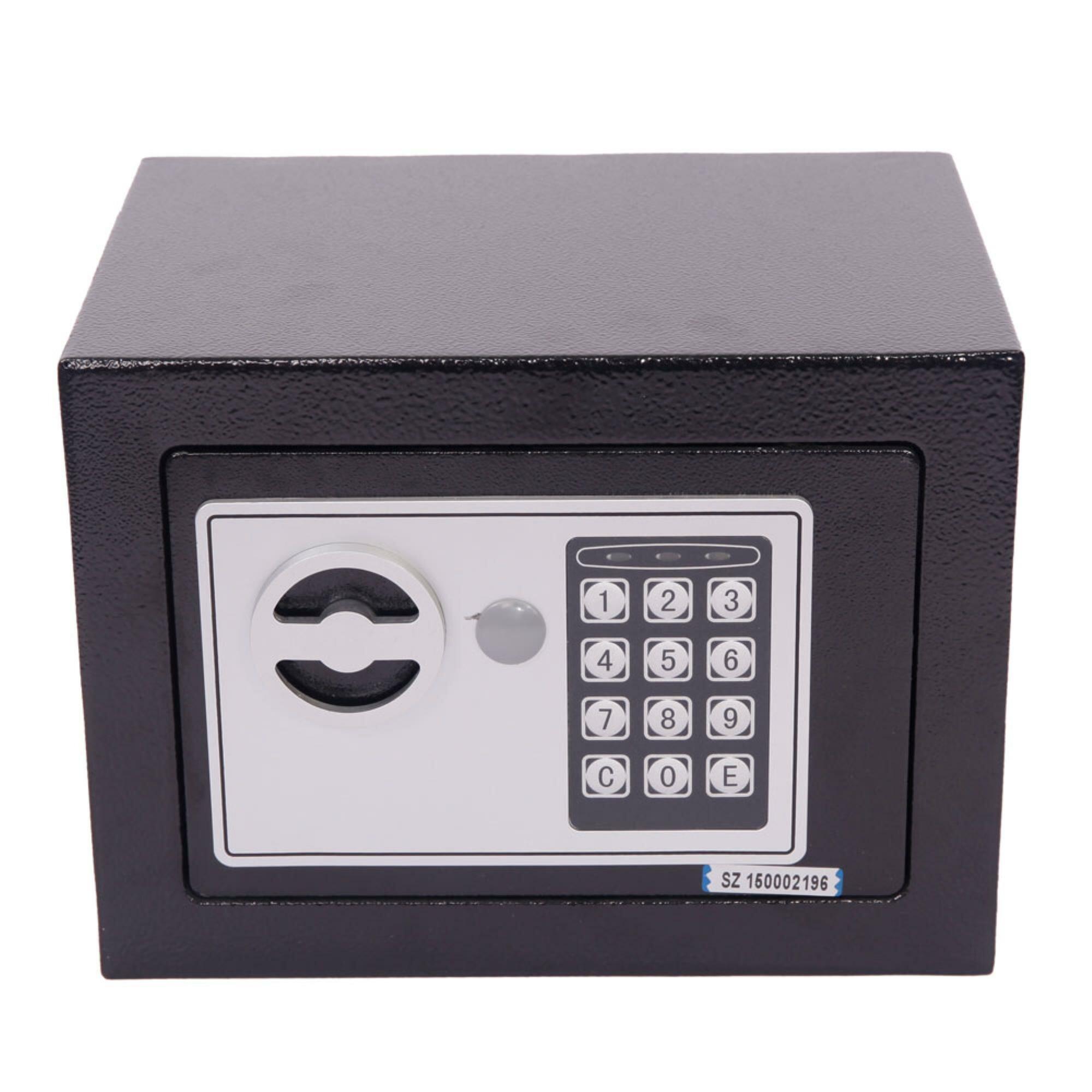 Jtplus Electronic Digital Safe Box With Keypad Lock Wayfair