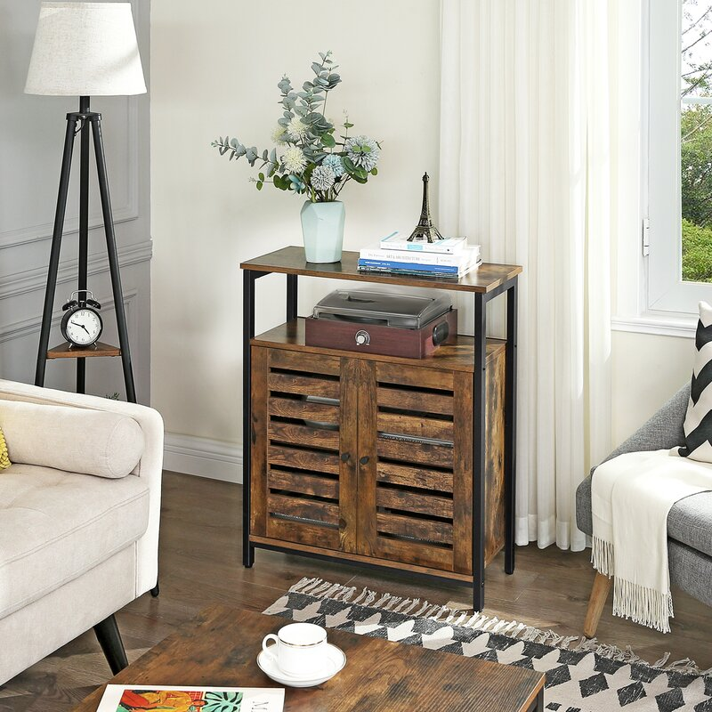 Quinlan 2 Door Accent Cabinet by Foundry Select