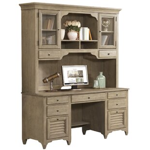 Judith Credenza Desk with Hutch
