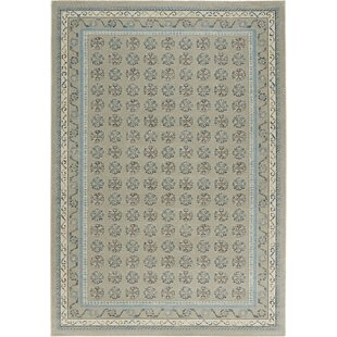Classico Blue/Grey Rug by Mint Rugs