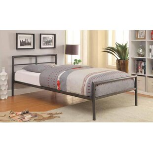 Cragmont Platform Bed by Harriet Bee