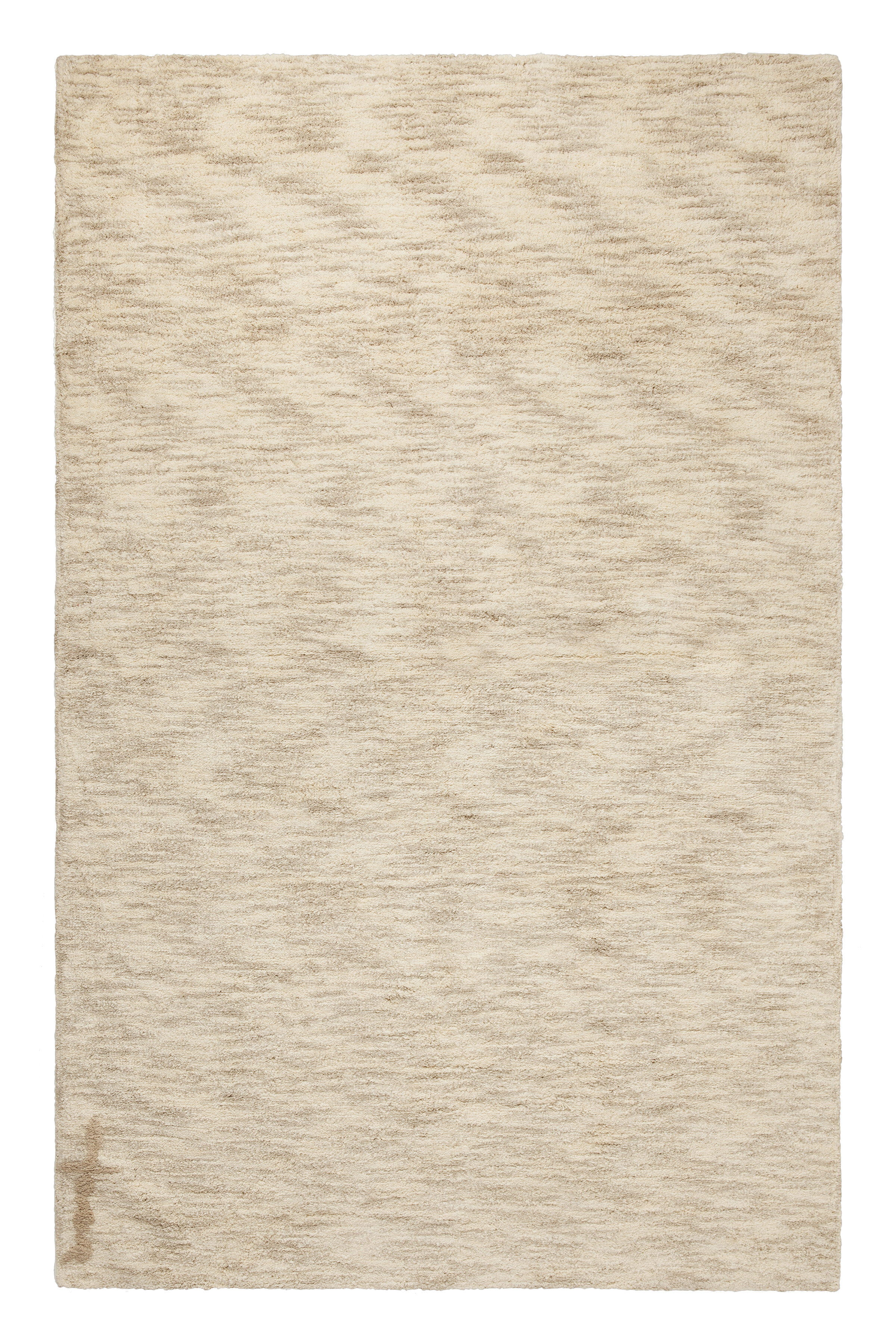 Hand Tufted Sand Beige Area Rug