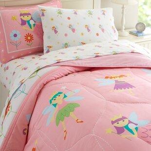 Olive Kids Fairy Princess Cotton Comforter Set