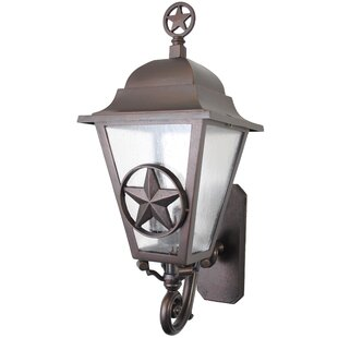Find the perfect Penfield 3-Light Outdoor Sconce By Alcott Hill