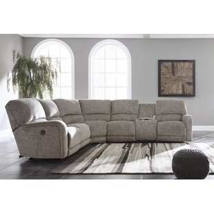 Alcott Hill Lowville Reclining Sectional