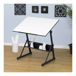 Hursey Solano Adjustable Drafting Table