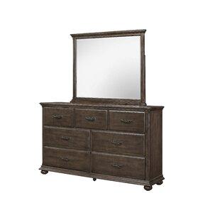 Darby Home Co Karas 7 Drawer Dresser