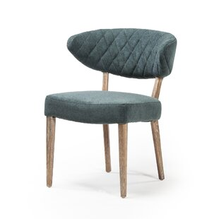 Maverick Upholstered Dining Chair Ivy Bronx