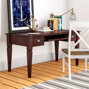 Veda Traditional Writing Desk by Beachcrest Home Purchase