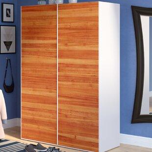Shopping for Zastrow Modern Armoire with Sliding Doors ByBrayden Studio