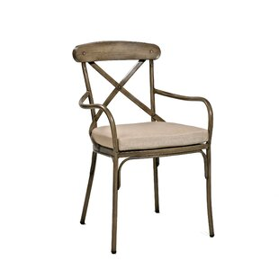 Bordeaux Patio Dining Chair with Cushion