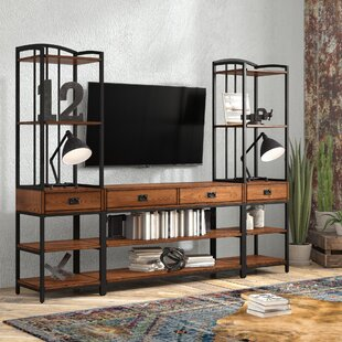 Affordable Bilboa Entertainment Center for TVs up to 50 by Trent Austin Design Reviews (2019) & Buyer's Guide
