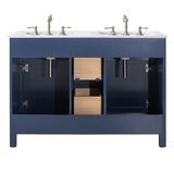 Anagel 48 Double Bathroom Vanity Set by Red Barrel Studio