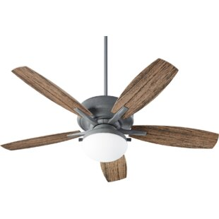 Copper outdoor ceiling fans youll love wayfair save aloadofball Image collections