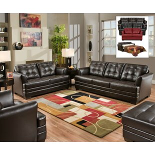 Rathdowney Sleeper Configurable Living Room Set by Alcott Hill