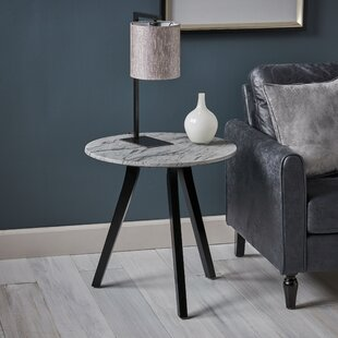 Albertville End Table by Brayden Studio