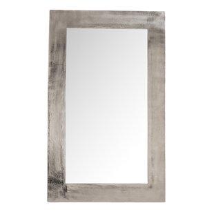 Brayden Studio Rectangular Wood Framed Accent Mirror