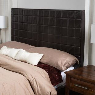 Buy luxury Borgman Upholstered Panel Headboard by Orren Ellis