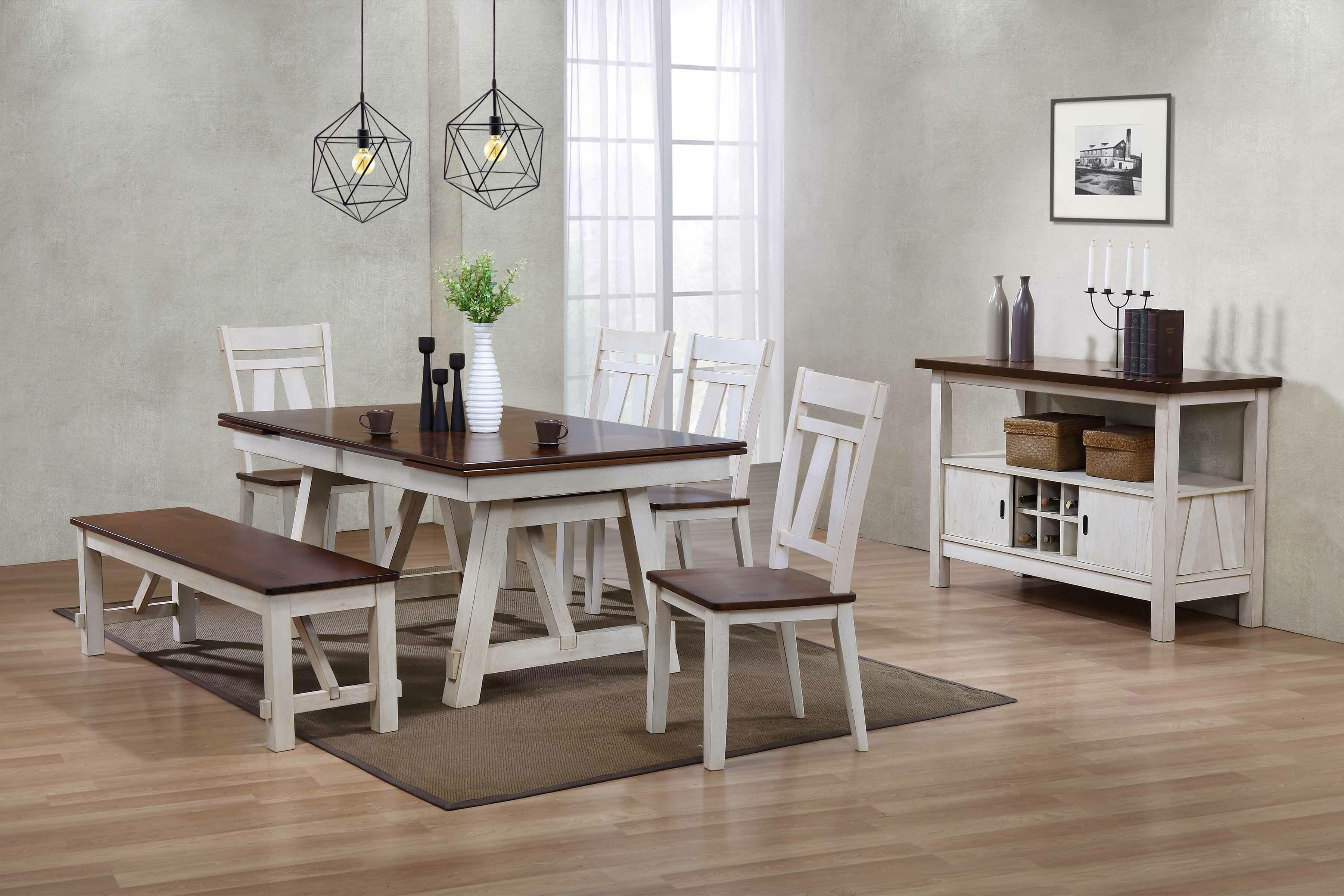 Charmant August Grove Keturah Farmhouse Dining Table U0026 Reviews | Wayfair
