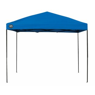 Polyester 10 ft. W x 10 ft. D Steel Party Tent Canopy by Shade Tech