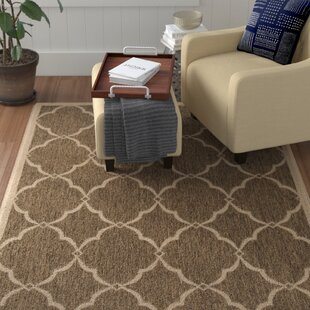 Miesha Beige/Cream Area Rug by Red Barrel Studio