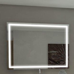 Low priced Harmony Illuminated Bathroom / Vanity Wall Mirror ByParis Mirror