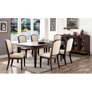 Harris 7 Piece Dining Set A&J Homes Studio