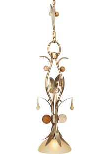 Magical Forest Kalakmul 1 Light Cone Pendant by Van Teal