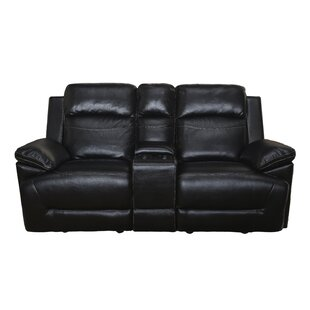 Jemima Reclining Loveseat Red Barrel Studio