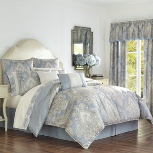 Alcott Hill Huckleberry Polyester 3 Piece Comforter Set