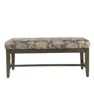 Charlton Home Vassar Decorative Upholstered Bench