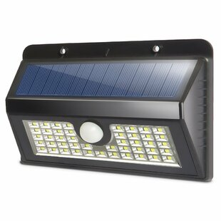 Deluxe Comfort Solar Garden 45 Light LED Flood Light