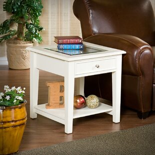 Best Reviews Blackwell 1 Drawer End Table By Alcott Hill
