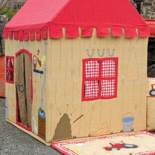 Barn 3.58' x 2.42' Playhouse ByWin Green