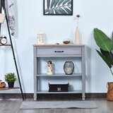 Vanover 30 Console Table by Rosecliff Heights