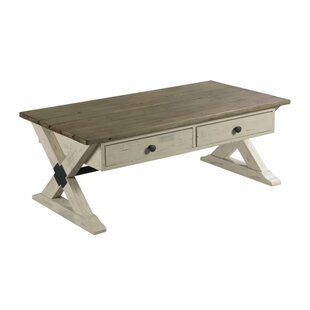 Wesley Coffee Table with Storage