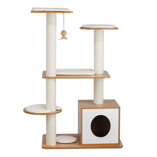 Cat Trees Condos You Ll Love In 2021 Wayfair