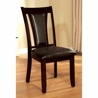 Ammon Transitional Upholstered Dining Chair (Set of 2) by Red Barrel Studio SKU:EB546799 Purchase