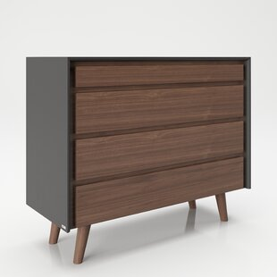 Victoria 3 Drawer Dresser By PLAYBOY