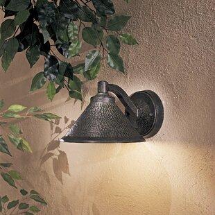 Great Outdoors by Minka 1-Light Outdoor Barn Light