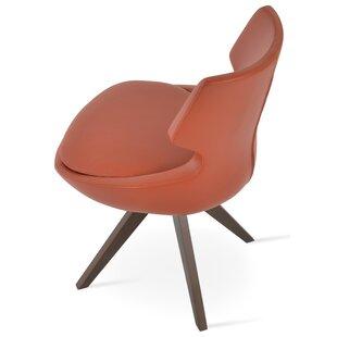 Patara Pyramid Wood Chair by sohoConcept