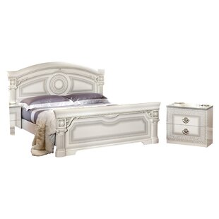 Alexzander Panel Configurable Bedroom Set by Astoria Grand Design