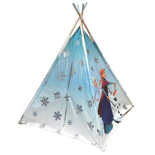 Frozen Play Teepee with Carrying Bag By Idea Nuova