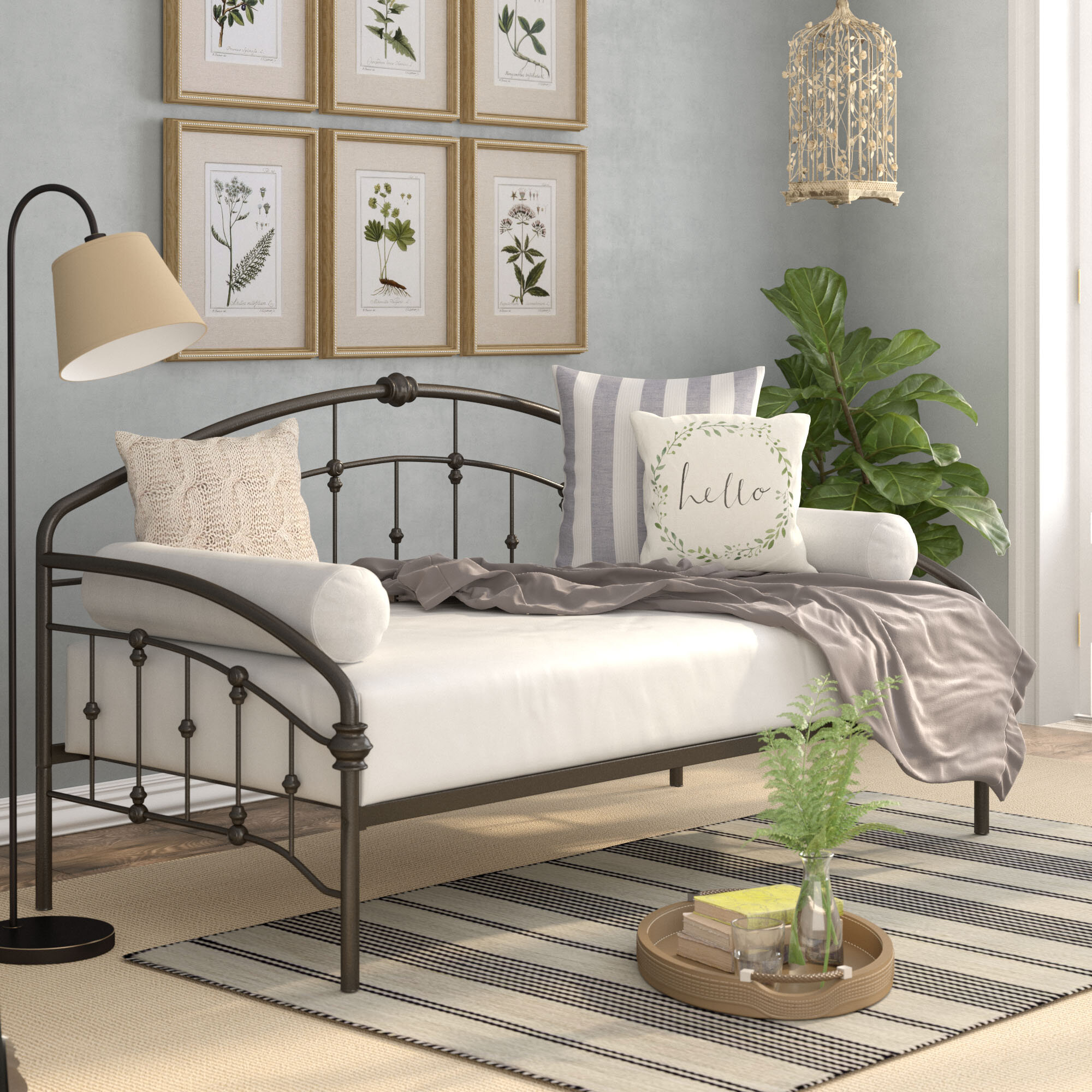 - Three Posts Dolder Twin Daybed & Reviews Wayfair