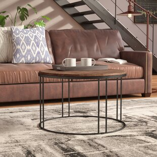 Anja Coffee Table by Mista..